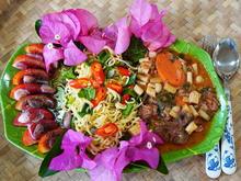 Indonesisches Schweinefleischcurry Sanur-Art - Rendang Babi ala Sanur - Rezept - Bild Nr. 8855