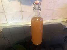 Ingwer-Zitronen-Sirup - Rezept - Bild Nr. 8855