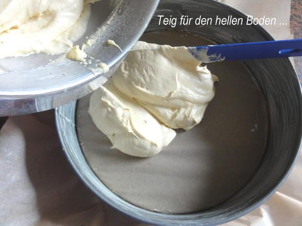 Rührteig:   SCHACHBRETT~TORTE mit Fondant-Deko - Rezept - Bild Nr. 8858