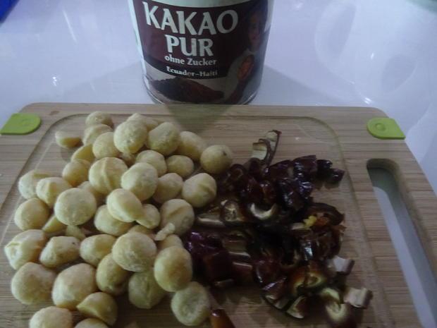 Macadamia-Happen - Rezept - Bild Nr. 8862