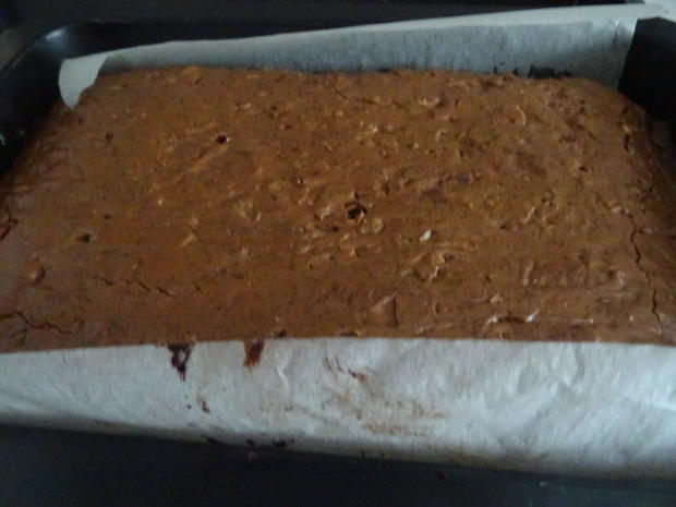 Macadamia-Brownies - Rezept - Bild Nr. 8856