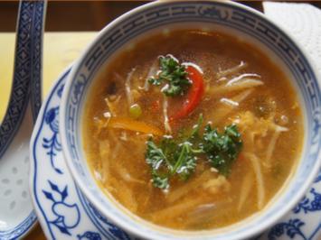 Rezept: Chinesische Suppe XXL