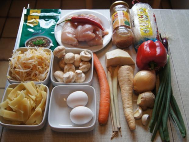 Chinesische Suppe XXL - Rezept - Bild Nr. 8866