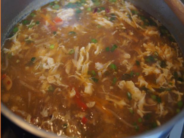 Chinesische Suppe XXL - Rezept - Bild Nr. 8884