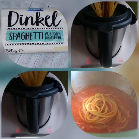Diavolo - Spaghetti - Rezept - Bild Nr. 8866