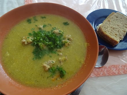 Suppe - Gemüsesuppe - Rezept - Bild Nr. 8869
