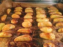 Potato wedges (ohne Öl) - Rezept - Bild Nr. 8869