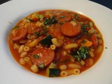 Italienische Bohnensuppe - Rezept - Bild Nr. 8872