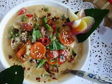 Gemüsepfanne mit scharf-würziger Kokosmilch - Rezept - Bild Nr. 8872