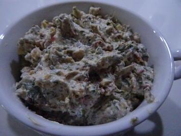 Italienischer Brotaufstrich mit Ricotta - Rezept - Bild Nr. 8874
