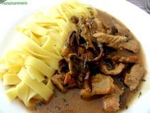 Fleisch:   GESCHNETZELTES mit Steinpilzen >>> Kochbar Challenge 9.0(September 2019) - Rezept - Bild Nr. 8893