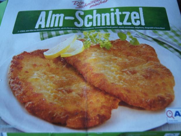 Schnitzelbrot mit Spiegelei - Rezept - Bild Nr. 3
