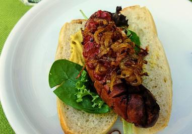 Hot Dog BBQ - Rezept - Bild Nr. 8906