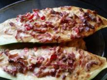 Gefüllte Zucchini - Rezept - Bild Nr. 2