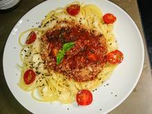 Spaghetti all' amatriciana - Rezept - Bild Nr. 2