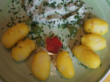 Ricotta-Avocado-Dip mit Pellkartoffel-Drillingen - Rezept - Bild Nr. 2