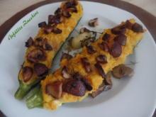 Gefüllte Zucchini - Rezept - Bild Nr. 8937