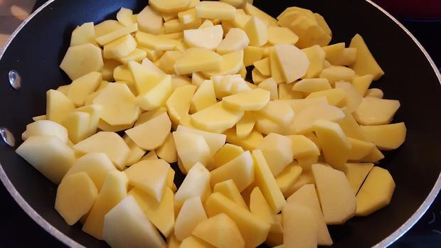 Hausgemachte Bratkartoffeln - Rezept - Bild Nr. 8984