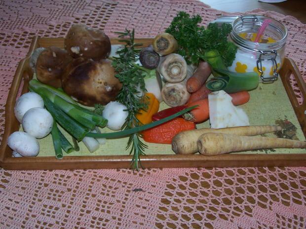 Gemüse Paste nach Art von Petra - Rezept - Bild Nr. 8977