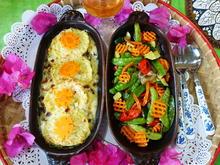 Ravioli mit Hühnerfüllung - Ravioli di pollo - Rezept - Bild Nr. 2