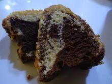 Blitz-Marmorkuchen mit Knusperkruste - Rezept - Bild Nr. 2