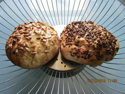 Aromatische Brötchen wie frisch vom Bäcker - Rezept - Bild Nr. 3