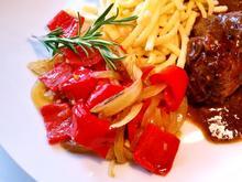 Spitzpaprika-Zwiebel-Gemüse - Rezept - Bild Nr. 8994