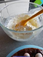Schokowolken Torte oder Schokoträumchen - Rezept - Bild Nr. 2