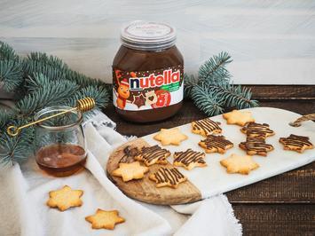 Honigsterne mit nutella - Rezept - Bild Nr. 2