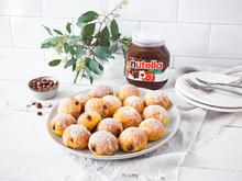 Kürbisbällchen mit nutella - Rezept - Bild Nr. 2