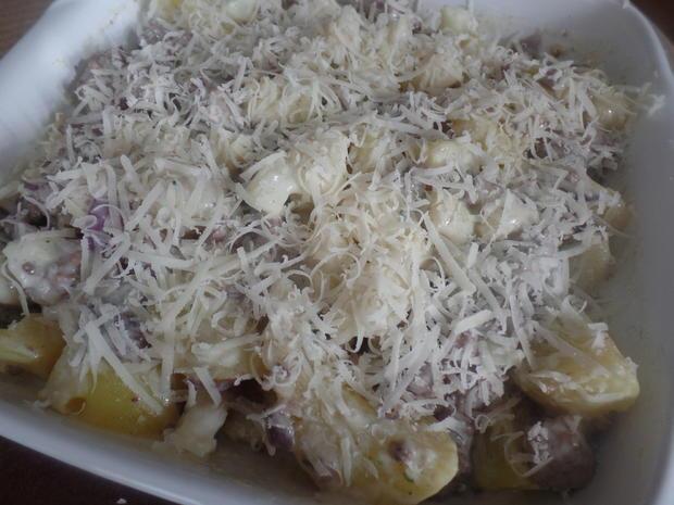 Kartoffel-Blumenkohl-Hackfleisch -Auflauf - Rezept - Bild Nr. 9001