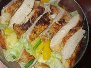 Fruchtiger Salat mit Huhn - Rezept - Bild Nr. 2