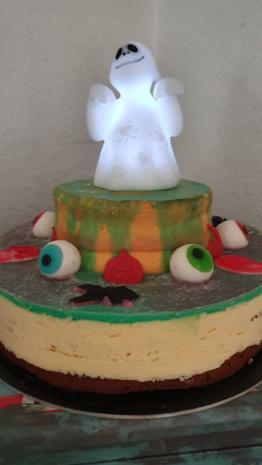 """""""Oma Löffel`s """" Halloween Torte für KID`s = kochbar Challenge 10.0 (Oktober 2019) - Rezept - Bild Nr. 18"""