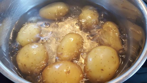 Kartoffelsalat Spreewälder Art - Rezept - Bild Nr. 9021
