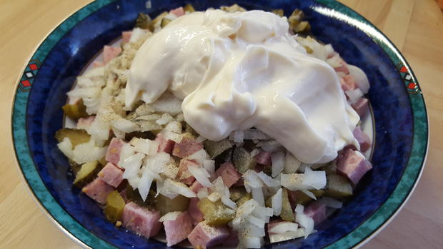 Kartoffelsalat Spreewälder Art - Rezept - Bild Nr. 9023
