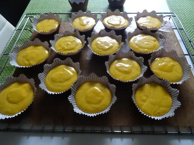 Kürbiskuchen-Muffins - Rezept - Bild Nr. 6