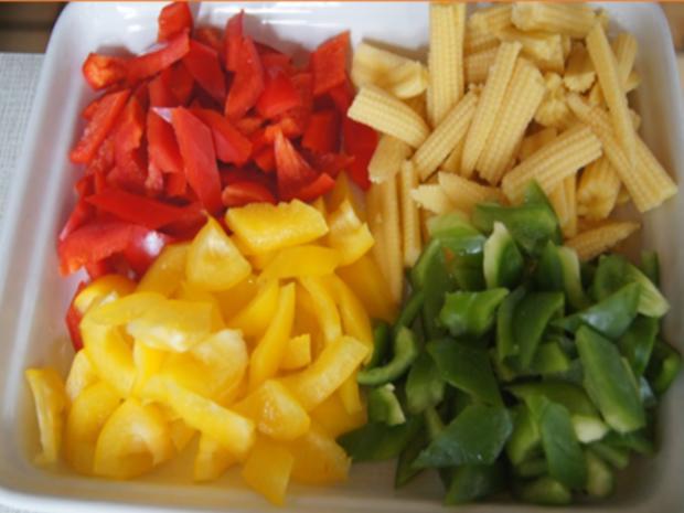 Rindfleisch-Gemüse-Wok mit Mie-Nudeln - Rezept - Bild Nr. 10