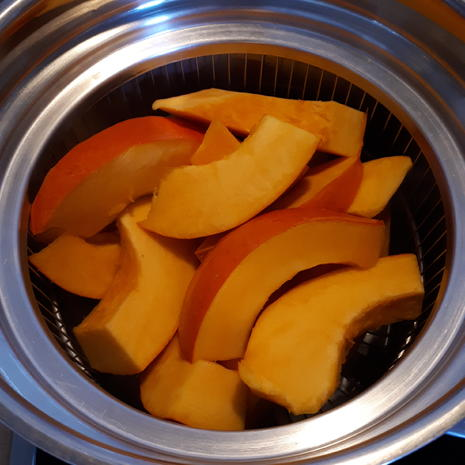 Würzige Kürbis-Orangen-Tarte - Rezept - Bild Nr. 5