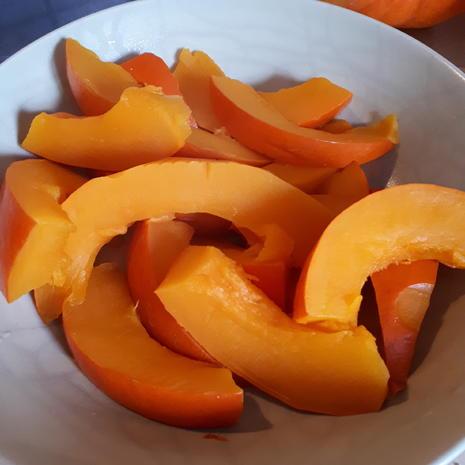 Würzige Kürbis-Orangen-Tarte - Rezept - Bild Nr. 6