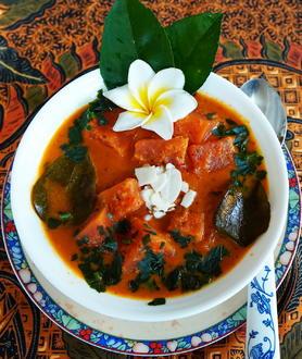 Scharf-würzige Papayasuppe à la Dewi Desi - Rezept - Bild Nr. 2