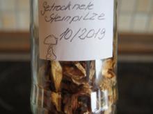 Pilze selbst konservieren - Rezept - Bild Nr. 2