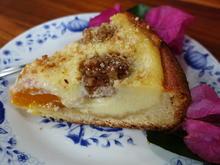 Birnenkuchen mit Ricottaguss - Rezept - Bild Nr. 9043