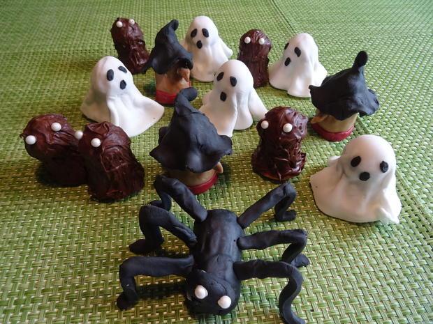 Halloween-Gebäck - Rezept - Bild Nr. 2
