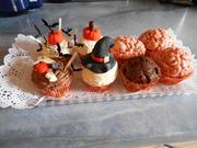 Halloween Muffins-kochbar Challenge 10.0 (Oktober 2019) - Rezept - Bild Nr. 9114