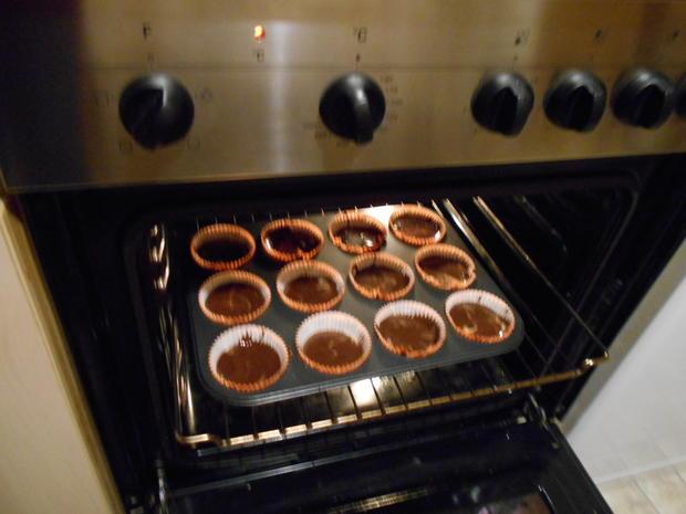 Halloween Muffins-kochbar Challenge 10.0 (Oktober 2019) - Rezept - Bild Nr. 9121