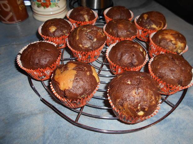 Halloween Muffins-kochbar Challenge 10.0 (Oktober 2019) - Rezept - Bild Nr. 9122