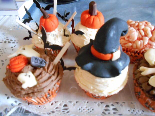 Halloween Muffins-kochbar Challenge 10.0 (Oktober 2019) - Rezept - Bild Nr. 9123