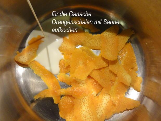 Biskuit:   HALLOWEEN ~ ORANGEN ~ KÜRBISTORTE = Kochbar Challenge 10.0 (Oktober 2019) - Rezept - Bild Nr. 4