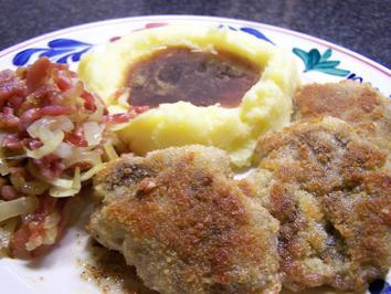 Hühnerleber paniert - Rezept - Bild Nr. 3