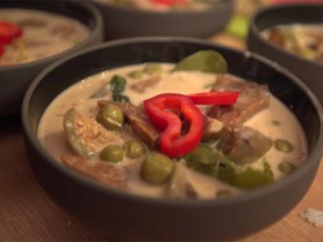 Grünes Thai Curry a la Alex - Rezept - Bild Nr. 2